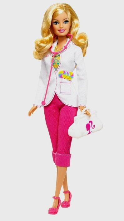 barbie-medecin